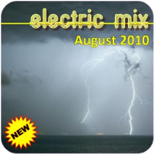 Tibo M, Electric mix, August 2010