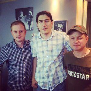 #Камонплэй. 11.07.2014. Дмитрий Джулай, Виктор Вацко, Денис Босянок