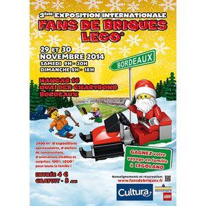 27-11 Expo Fans de briques Légo Hangar 14