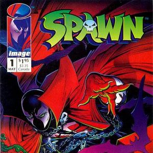3 - Spawn #1 - The First Appearance Of Spawn