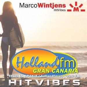 Za: 09-06-2018 | HITVIBES GRAN CANARIA | HOLLAND FM | MARCO WINTJENS
