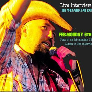 Live interview with Woo  Monday FEB 13 2012