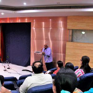Prof. N Manu Chakravarthy talks on Pt. Rajshekhar Mansur and his Gayaki