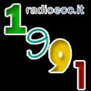 Il 1991 a Hit anni 90 di www.radioeco.it con Matteo G dj, il Popy e Mrs. Smith