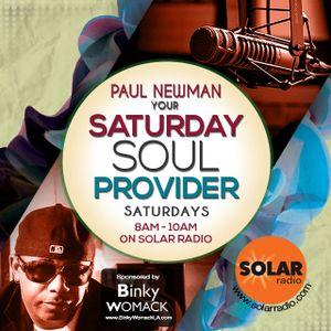 Saturday Soul Provider 06-10-18 ft. Toni Braxton in a dream concert with Paul Newman, Solar Radio