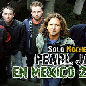 La viscera compuesta programa especial: Pearl Jam transmitido el día 19 10 2011 por Radio Faro 90.1