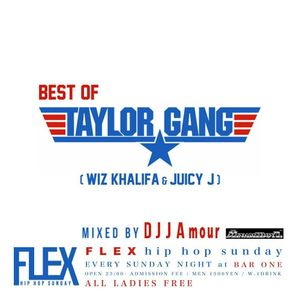 FLEX - Best Of Taylor Gang - Mixed By J Amour (2013)