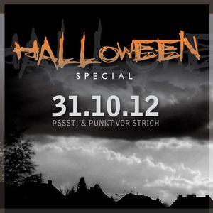 STEFFEN GREIFE +++ Pssst! & Punkt vor Strich HD +++ Halloween Special +++ 31.10.2012