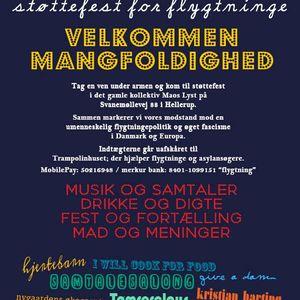 Maos Lyst for Trampolinhuset (26.09.2015)