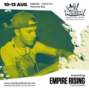 Empire Rising - Membrain Promo Mix 2017