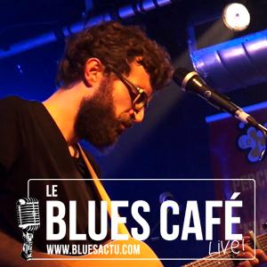 LOGAR - BLUES CAFE LIVE #132 [DECEMBRE 2018]