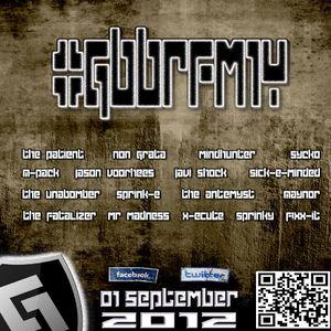 The Antemyst - Gabber.fm B-day Live Ending 01-09-2012