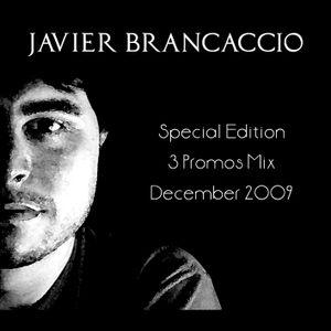 Javier Brancaccio @ Part 1 - Special Edition 3 set's @ Promos Mix December 2009