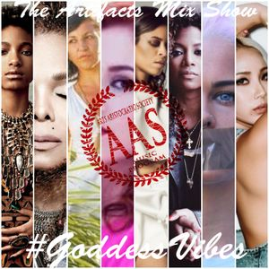 THE ARTIFACTS MIX SHOW (Goddess vibes) ft. George Pennington and B. Smithsonian