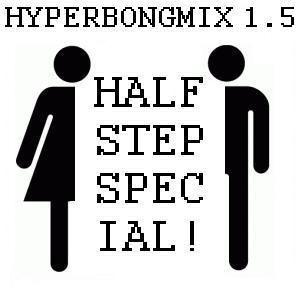 HYPERBONGMIX 1.5 - TASTERRR