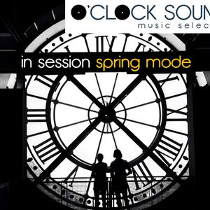 O'CLOCK SOUNDS in session SPRING MODE