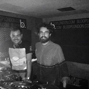 Bloop. London Radio Show // Nicson & An Gelo // 04/09/2014