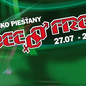 Tom Roman - BeeFree 2012 Airport Piestany (reconstruction of live set)
