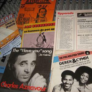 Historische Tipparade van week 05-1971 (uitzending Extra Gold 31012015 17-18 uur)