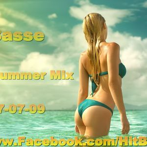 HitBasse - Disco Summer Mix 09.07.2017