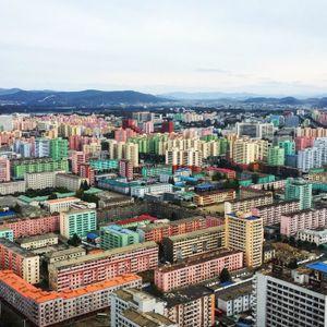 God jul från Nordkorea