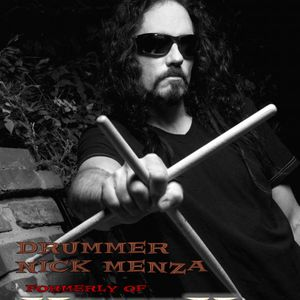 Nick Menza Interview 8/7/2014