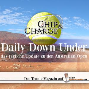 Daily Down Under: Zverev haarscharf