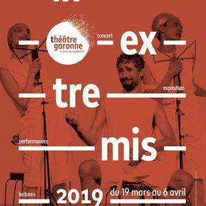 EN PRISE - IN EXTREMIS avec Daria Deflorian, Antonio Tagliarini et Alain Béhar