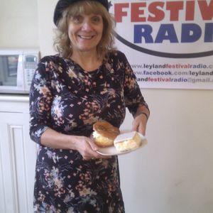 Breakfast with Brenda Crossley (guest Moya Fletcher)