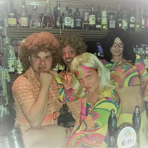 The best of the 70s Disco at Oscar Bar Café 03 of June 2017