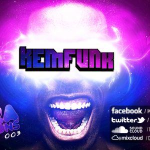 DJ Kem Funk  (Ibiza Sessions) Episode 003