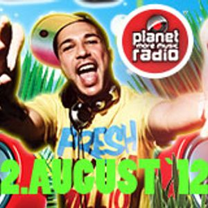 DJ Jellin planet radio black beats show - 2.August 2012