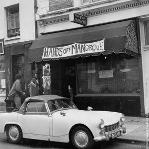 Portobello Radio Ep.8 with Chris Sullivan and Piers Thompson. The Literary Edition.