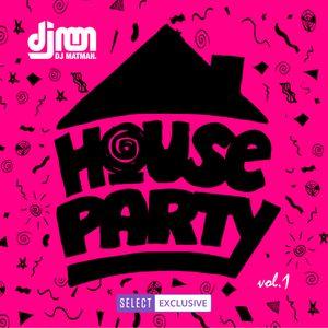 Dj Matman - House Party Vol.1 (unreleased Summer '18 mix)