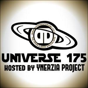 THE UNIVERSE 175 with YNERZIA PROJECT - EPISODE 20 (28/4/2015) - DDz