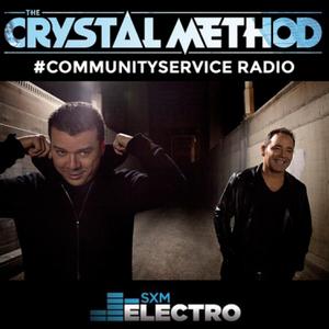 "The Crystal Method's ""Community Service"" Episode #185 Feat. Burufunk (7-25-2017)"