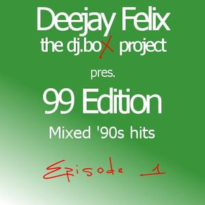 99 Edition episode 1 - Mixed '90s hits. Official Voice  Dr. Feelx (Chiambretti Night)