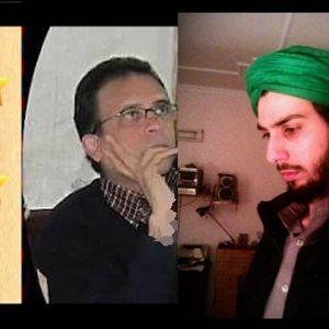 RJ FARRUKH QURESHI AND MUHAMMAD USMAN AMJAD ATTARI IN ISLAMIC SHOW MERA DIL BADAL DEY 06-02-14