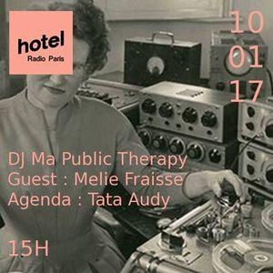 Ma public therapy - 10/01/2016