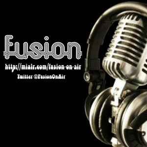 SIME'S SUNDAY SET : 140118 (FUSION ON AIR)