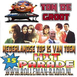 nederlandstalige top 15  van toen nonstop 1973 week 26