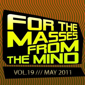 Gonzalo Shaggy Garcia - For the masses, from the mind - Vol.19 (May2011)