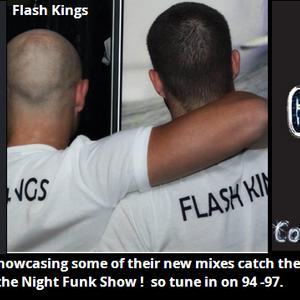 Flash Kings live on Good Hope FM 23-05-2014