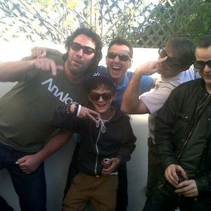 GORDON KAYE - Slug Chug Rub (Simon Ahmet's 40th Birthday Edition) MAY 2012