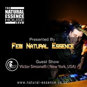 The Natural Essence House Show Episode 158 - Victor Simonelli
