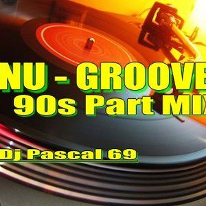 DJ PASCAL 69 - SOUL GROOVE 90s SET MIX (Oldschool Mix) 133:15 min.