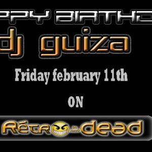 DJ guiza - Mix Guiza Birthday 2011