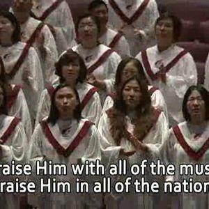 2014/08/24 HolyWave Praise Worship
