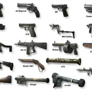 Gunfire Mix