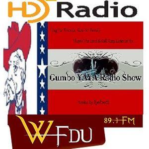 Gumbo YaYa Radio Show WFDU HD2 6-5-17